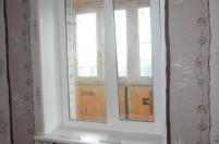 Пластиковое окно в квартире