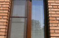 Установка пластиковых окон в коттедже