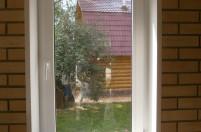 Установка пластиковых окон в загородном доме