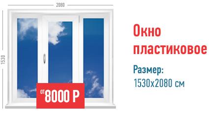 пластиковые окна королёв цены
