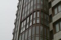 Нестандартные пластиковые окнам
