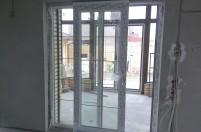 Установка пластиковых дверей