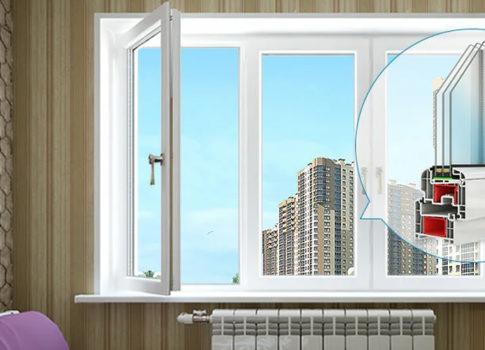 Окна КБЕ - в чем преимущества?