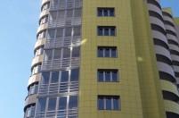 Установка пластиковых окон в многоэтажный дом
