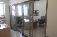 Офисное остекление (двери)