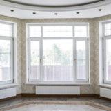 Остекление квартиры пластиковыми окнами в Москве